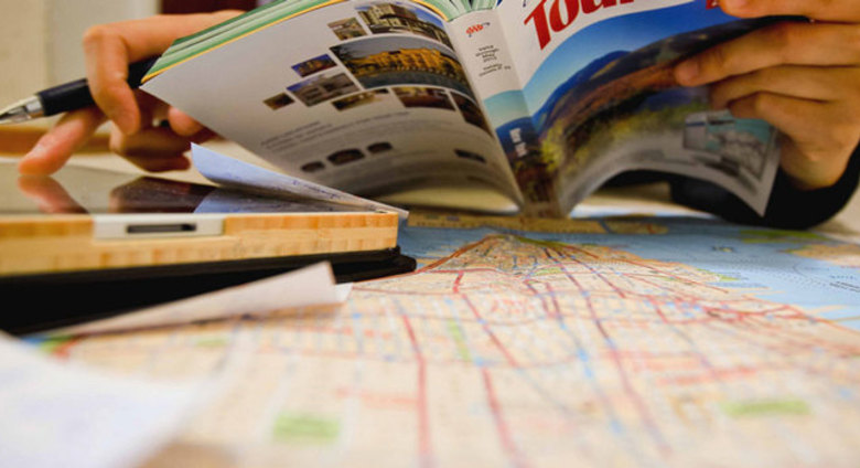 Planejar uma viagem pode ser muito prazeiroso